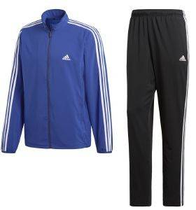 ΦΟΡΜΑ ADIDAS PERFORMANCE LIGHT TRACK SUIT ΜΠΛΕ/ΜΑΥΡΗ (8)
