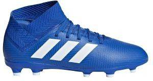 ΠΑΠΟΥΤΣΙ ADIDAS PERFORMANCE NEMEZIZ 18.3 FG JUNIOR ΜΠΛΕ