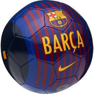 ΜΠΑΛΑ NIKE FC BARCELONA SKILLS FOOTBALL ΜΠΛΕ (1)