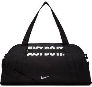 ΤΣΑΝΤΑ NIKE GYM CLUB TRAINING DUFFEL BAG ΜΑΥΡΗ