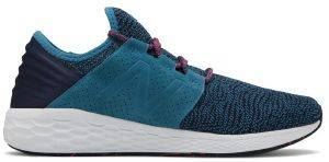ΠΑΠΟΥΤΣΙ NEW BALANCE FRESH FOAM CRUZ V2 KNIT ΜΠΛΕ