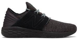 ΠΑΠΟΥΤΣΙ NEW BALANCE FRESH FOAM CRUZ V2 KNIT ΜΑΥΡΟ