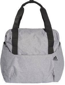 ΤΣΑΝΤΑ ADIDAS PERFORMANCE TRAINING ID HEATHERED TOTE BAG ΓΚΡΙ