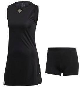ΦΟΡΕΜΑ ADIDAS PERFORMANCE CLUB DRESS ΜΑΥΡΟ