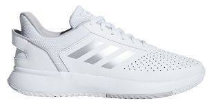 ΠΑΠΟΥΤΣΙ ADIDAS PERFORMANCE COURTMESH ΛΕΥΚΟ (UK:5, EU:38)