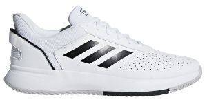 ΠΑΠΟΥΤΣΙ ADIDAS SPORT INSPIRED COURTMESH ΛΕΥΚΟ (UK:10.5, EU:45 1/3)