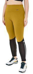 ΚΟΛΑΝ NIKE SPORTSWEAR GRAPHIX 7 8 TIGHTS PLUS SIZE ΚΑΦΕ ΜΑΥΡΟ d05055a29b4