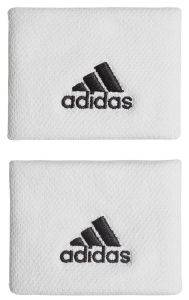 ΠΕΡΙΚΑΡΠΙΑ ADIDAS PERFORMANCE TENNIS WRISTBAND SMALL ΛΕΥΚΑ