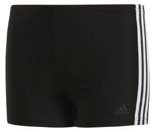 ΣΟΡΤΣ ΜΑΓΙΟ ADIDAS PERFORMANCE 3-STRIPES SWIM BOXERS ΜΑΥΡΟ