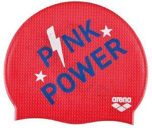 ΣΚΟΥΦΑΚΙ ARENA PRINT JR CAP PINK POWER ΡΟΖ