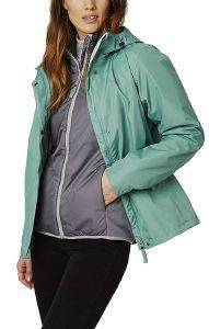 ΜΠΟΥΦΑΝ HELLY HANSEN SQUAMISH 2.0 CIS JACKET ΠΡΑΣΙΝΟ