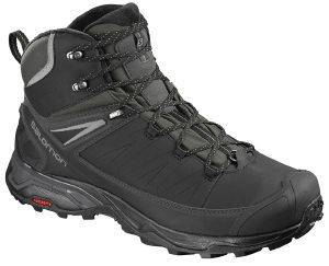 ΠΑΠΟΥΤΣΙ SALOMON X ULTRA MID WINTER CS WP ΜΑΥΡΟ