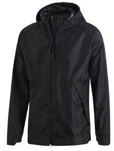 ΜΠΟΥΦΑΝ ADIDAS PERFORMANCE URBAN CLIMASTORM WIND JACKET ΜΑΥΡΟ