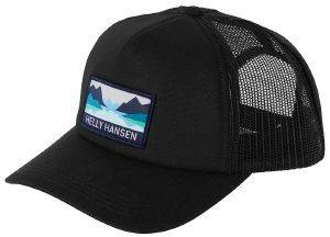 ΚΑΠΕΛΟ HELLY HANSEN HH TRUCKER CAP ΜΑΥΡΟ