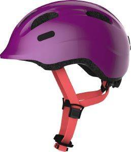 ΚΡΑΝΟΣ ABUS SMILEY 2.1 019 SPARKLING PLUM ΜΩΒ (M)