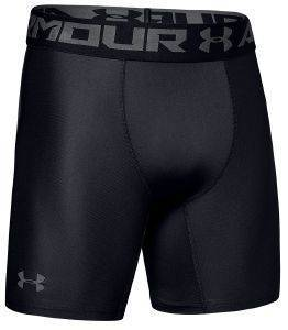 ΣΟΡΤΣ ΚΟΛΑΝ UNDER ARMOUR HEATGEAR ARMOUR MID SHORTS ΜΑΥΡΟ