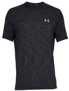 ΜΠΛΟΥΖΑ UNDER ARMOUR UA VANISH SEAMLESS S/S SHIRT ΜΑΥΡΗ