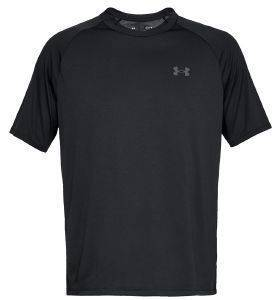 ΜΠΛΟΥΖΑ UNDER ARMOUR UA TECH 2.0 LACROSSE S/S SHIRT ΜΑΥΡΗ