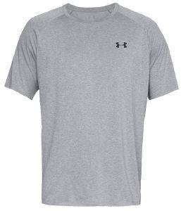 ΜΠΛΟΥΖΑ UNDER ARMOUR UA TECH 2.0 LACROSSE S/S SHIRT ΓΚΡΙ