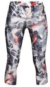 ΚΟΛΑΝ 3/4 UNDER ARMOUR UA ARMOUR FLY FAST PRINTED RUNNING CAPRIS ΓΚΡΙ