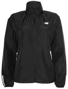 ΜΠΟΥΦΑΝ NEW BALANCE CORE RUN JACKET ΜΑΥΡΟ