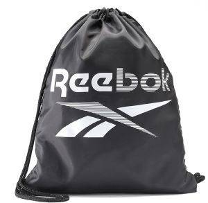ΣΑΚΙΔΙΟ REEBOK SPORT TRAINING ESSENTIALS GYM SACK ΜΑΥΡΟ
