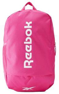 ΤΣΑΝΤΑ ΠΛΑΤΗΣ REEBOK SPORT ACTIVE CORE BACKPACK MEDIUM ΡΟΖ