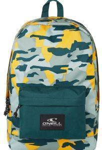 ΤΣΑΝΤΑ O'NEILL COASTLINE GRAPHIC BACKPACK ALL OVER PRINT ΠΡΑΣΙΝΗ