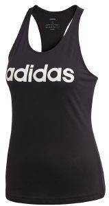 ΦΑΝΕΛΑΚΙ ADIDAS PERFORMANCE ESSENTIALS LINEAR TANK TOP ΜΑΥΡΟ