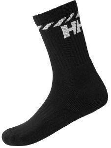 ΚΑΛΤΣΕΣ HELLY HANSEN COTTON SPORT SOCK 3PK ΜΑΥΡΕΣ
