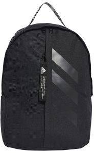 ΤΣΑΝΤΑ ΠΛΑΤΗΣ ADIDAS PERFORMANCE CLASSIC 3-STRIPES AT SIDE BACKPACK ΜΑΥΡΗ
