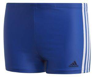 ΜΑΓΙΟ ADIDAS PERFORMANCE 3-STRIPES SWIM BOXERS ΜΠΛΕ ΡΟΥΑ