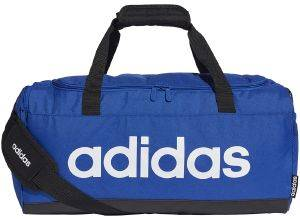 ΣΑΚΟΣ ADIDAS PERFORMANCE LINEAR LOGO DUFFEL BAG ΜΠΛΕ ΡΟΥΑ