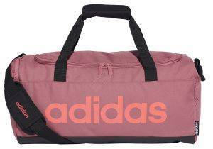 ΣΑΚΟΣ ADIDAS PERFORMANCE LINEAR LOGO DUFFEL BAG ΡΟΖ