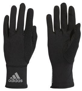 ΓΑΝΤΙΑ ADIDAS PERFORMANCE AEROREADY GLOVES ΜΑΥΡΑ