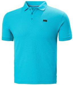 ΜΠΛΟΥΖΑ HELLY HANSEN TRANSAT POLO SHIRT ΣΙΕΛ