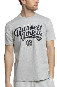 ΜΠΛΟΥΖΑ RUSSELL ATHLETIC 02 EST S/S CREWNECK TEE ΓΚΡΙ