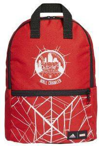 ΤΣΑΝΤΑ ADIDAS PERFORMANCE MARVEL SPIDER-MAN BACKPACK ΚΟΚΚΙΝΗ