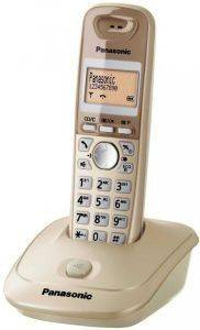 PANASONIC KX-TG2511 COFFEE ENG