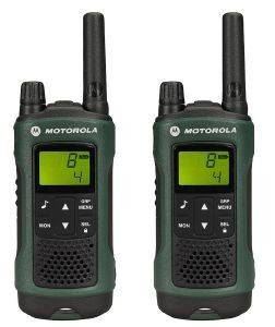 MOTOROLA TLKR T81 HUNTER WALKIE TALKIE DUO PACK