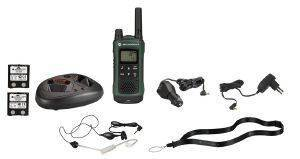 MOTOROLA TLKR T81 HUNTER WALKIE TALKIE