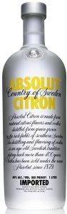ΒΟΤΚΑ ABSOLUT CITRON 700 ML