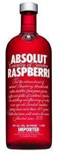 ΒΟΤΚΑ ABSOLUT RASPBERRY 1000 ML