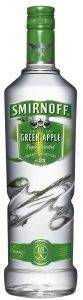 ΒΟΤΚΑ SMIRNOFF TWIST GREEN APPLE 1000 ML