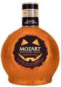 ΛΙΚΕΡ MOZART CHOCOLATE CREAM PUMPKIN SPICE 500 ML