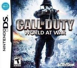 CALL OF DUTY: WORLD AT WAR - NDS