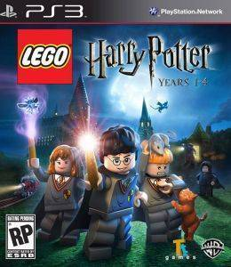 LEGO HARRY POTTER: YEARS 1-4 ESSENTIALS- PS3