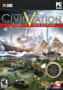 SID MEIER'S CIVILIZATION V - GAME OF THE YEAR - PC