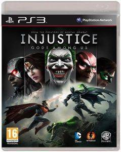 INJUSTICE : GODS AMONG US - PS3