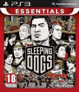 SLEEPING DOGS ESSENTIALS - PS3